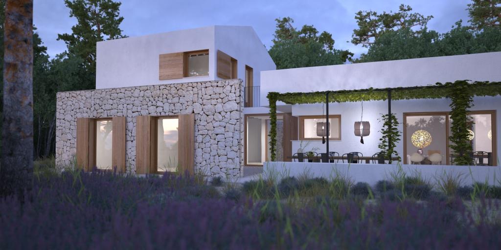 Casa mediterránea Alicante María Jesús Mora Arquitecto 16