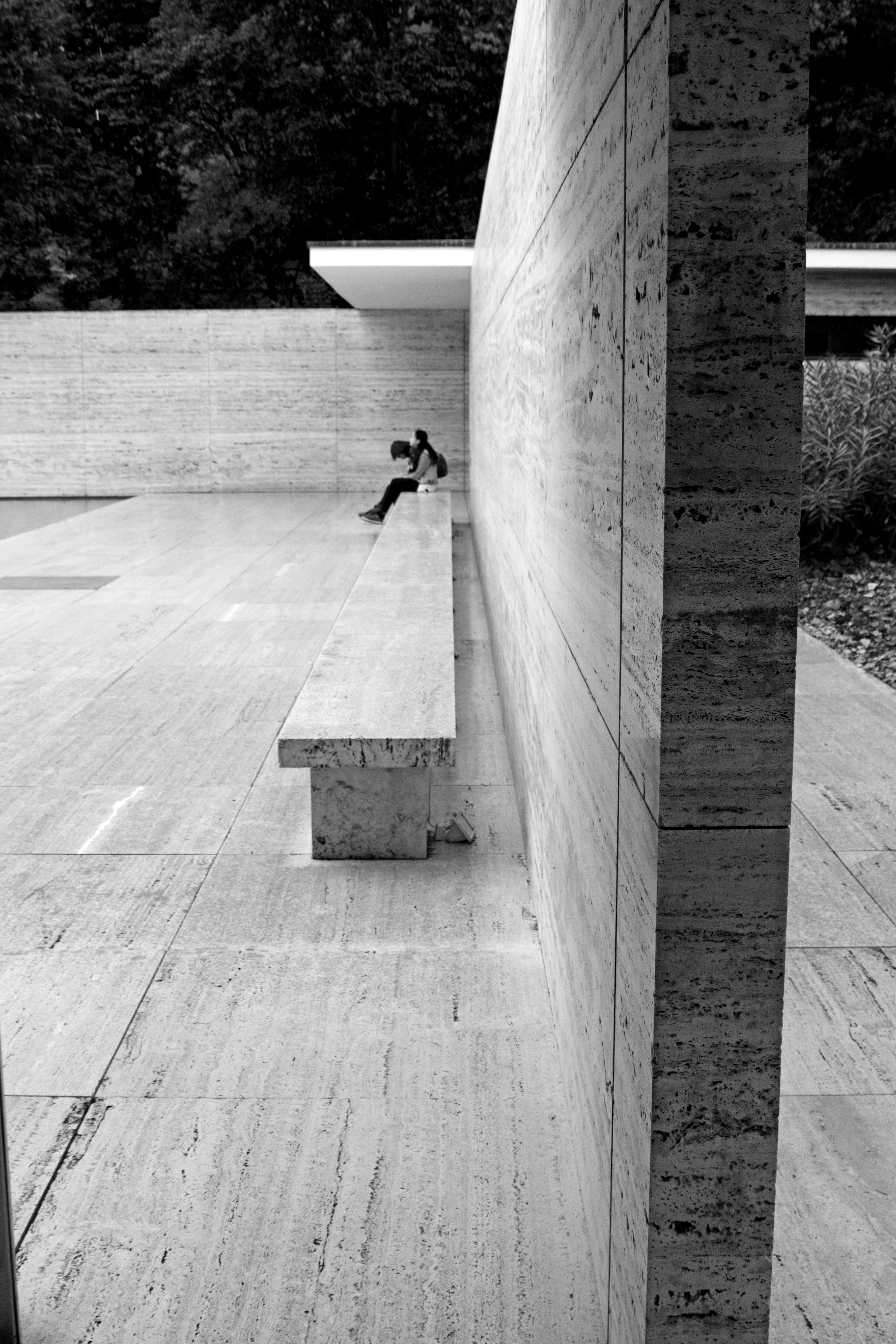 María Jesús Mora_ Arquitecto_ Fotógrafo_Alicante_ Pabellón de Mies en Barcelona 12