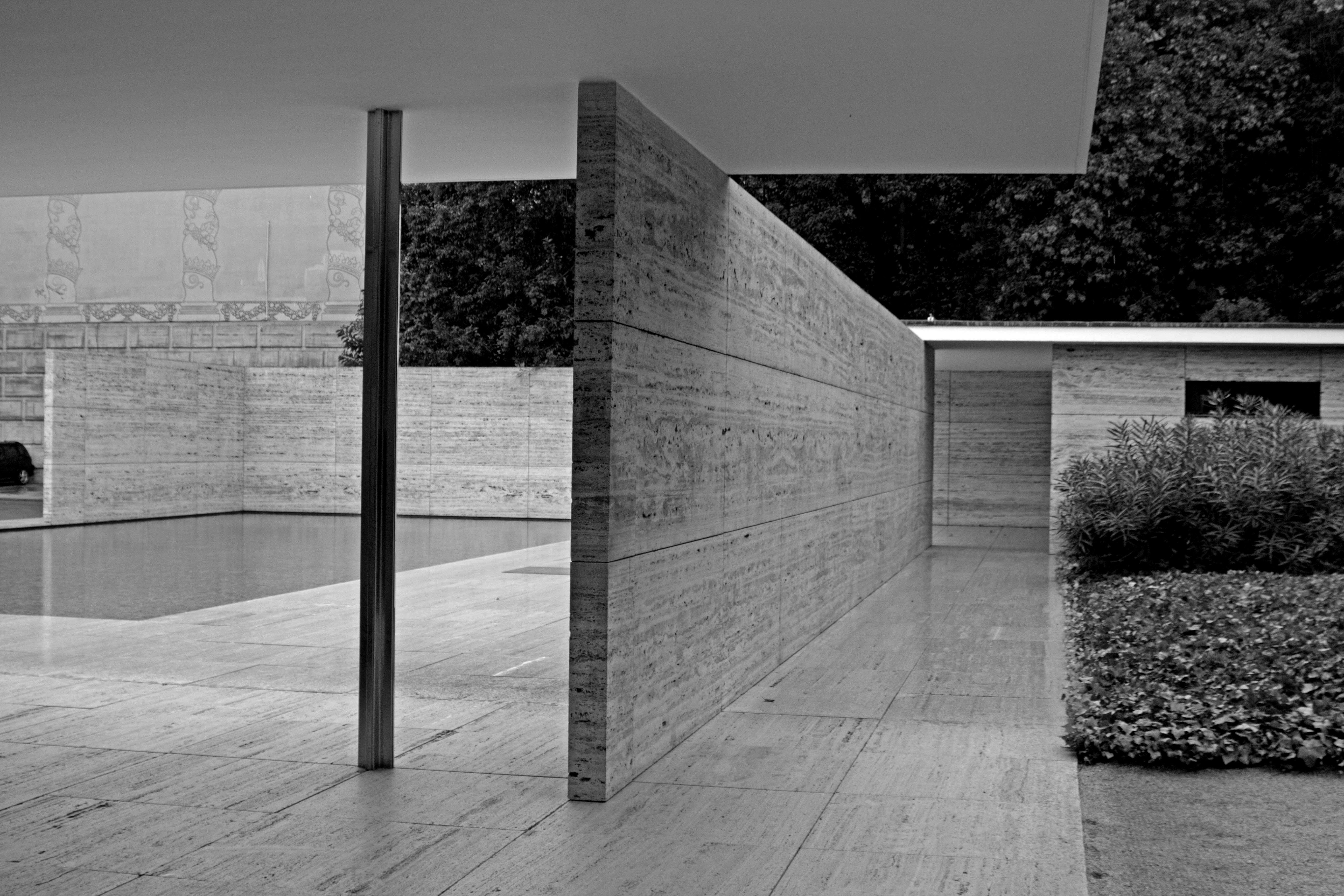 María Jesús Mora_ Arquitecto_ Fotógrafo_Alicante_ Pabellón de Mies en Barcelona 17