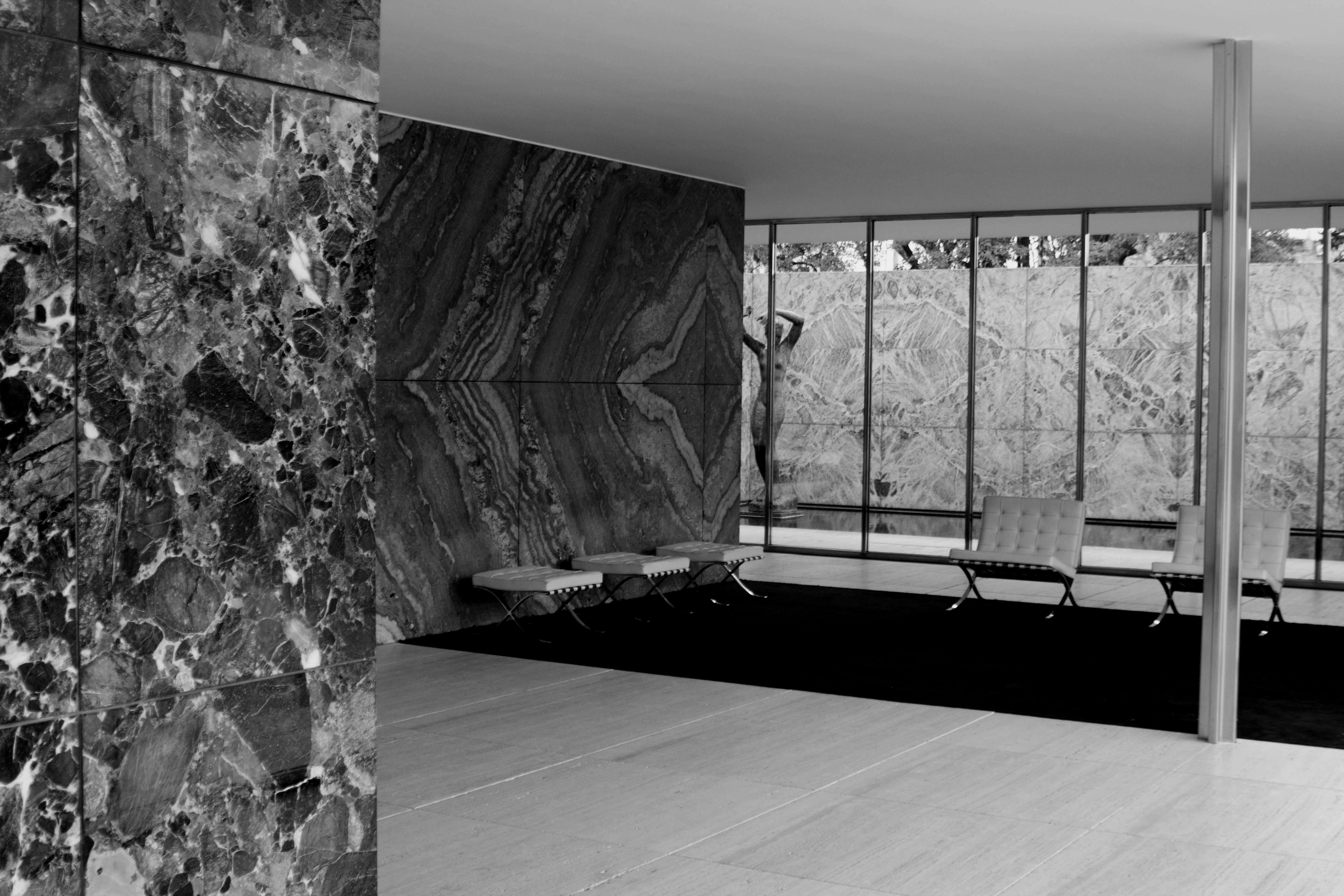 María Jesús Mora_ Arquitecto_ Fotógrafo_Alicante_ Pabellón de Mies en Barcelona 31
