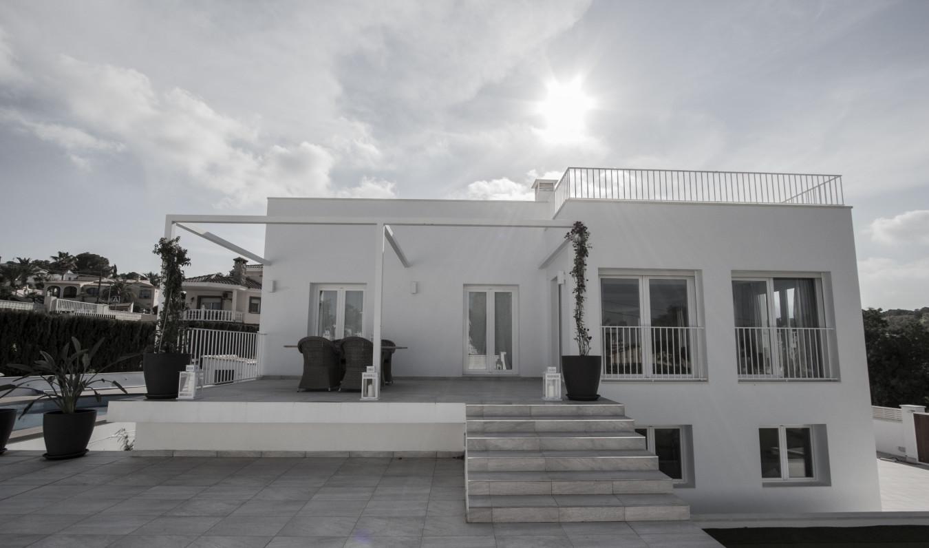 Vivienda Alfaz del Pi_María Jesús Mora_Arquitecto_Alicante 12