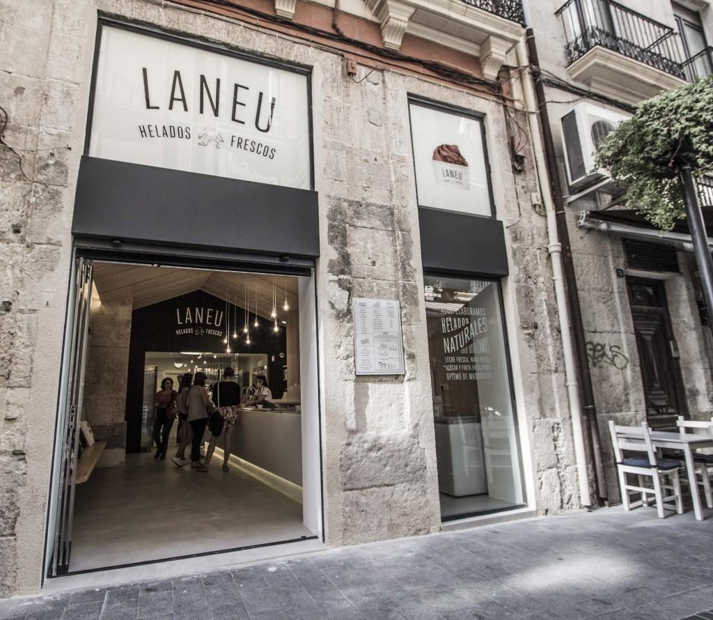 Heladería LANEU 3 julio 2015_María Jesús Mora_Arquitecto Alicante066