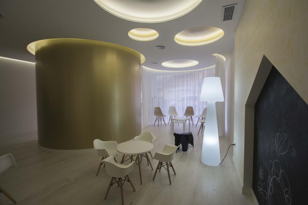 clínica dental SOMRIURE 5_arquitecto Alicante_ María Jesús Mora