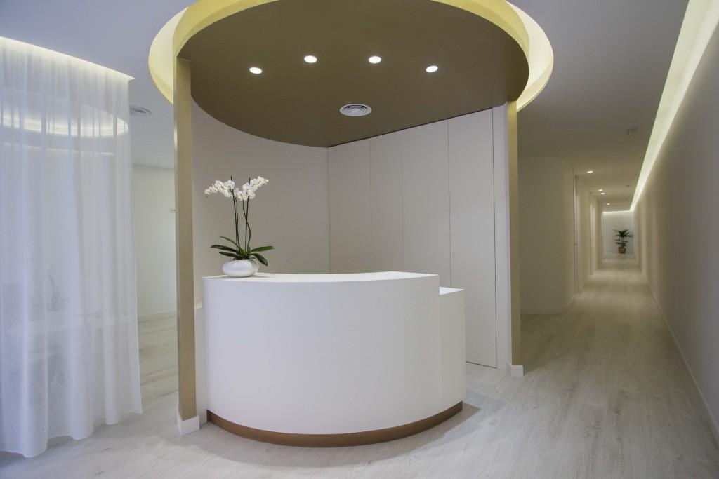 clínica dental SOMRIURE 21_arquitecto Alicante_ María Jesús Mora